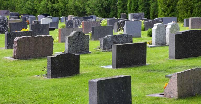 Begraafplaats